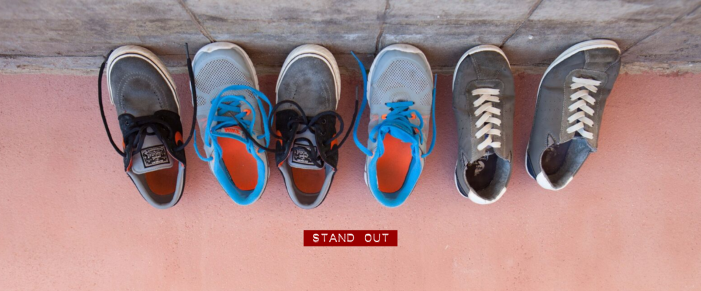 Stand Out Shoes